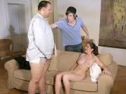 Kinky gf services bfs dad